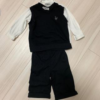 シマムラ(しまむら)のキッズ 男の子フォーマルセット 95センチ(ドレス/フォーマル)