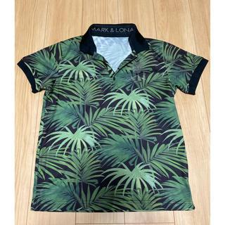 マークアンドロナ(MARK&LONA)のMARK & RONA ポロシャツ ゴルフウェア(ポロシャツ)