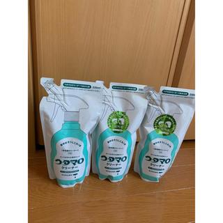 トウホウ(東邦)のウタマロクリーナー詰め替え 3袋セット(洗剤/柔軟剤)
