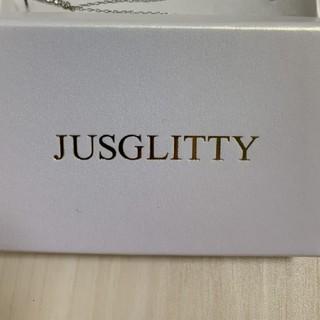 ジャスグリッティー(JUSGLITTY)のJUSGLITTY 新品(ピアス)
