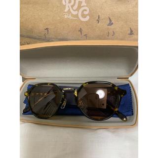 ロンハーマン(Ron Herman)のRHC 金子眼鏡 サングラス  新作(サングラス/メガネ)