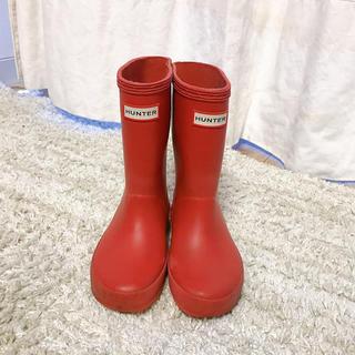ハンター(HUNTER)のHUNTER♡レインブーツ 長靴 15cm(長靴/レインシューズ)
