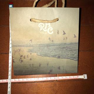 ロンハーマン(Ron Herman)の《RHC》ロンハーマン★ショップバッグ《小》 6枚(ショップ袋)
