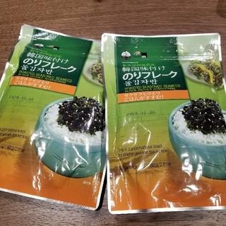 コストコ(コストコ)のコストコ 韓国味付けのりフレーク 2袋セット(その他)