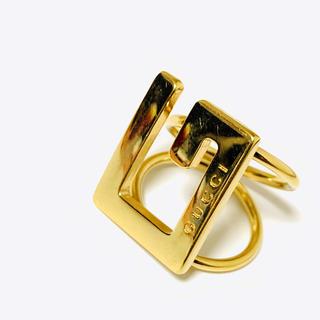 グッチ(Gucci)の♦︎ GUCCI / スカーフリング ・Gロゴ used品 ♦︎(その他)