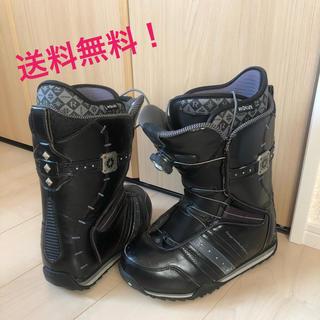 ROUZE スノーボード ブーツ 25.5cm(ブーツ)