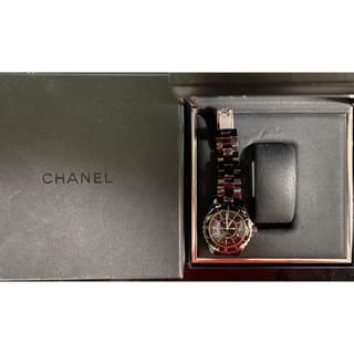 シャネル(CHANEL)のシャネル CHANEL J12 38mm メンズ(腕時計(アナログ))