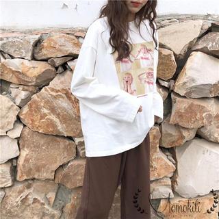 Tシャツ(Tシャツ(長袖/七分))