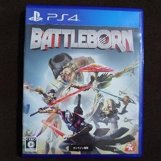 プレイステーション4(PlayStation4)のバトルボーン PS4 初期動作確認済(家庭用ゲームソフト)