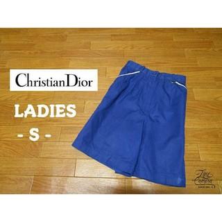 クリスチャンディオール(Christian Dior)のレディースS ◇Christian Dior◇ キュロットパンツ ゴルフ(ウエア)