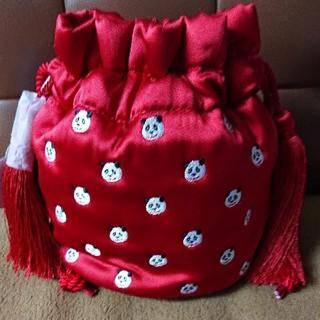 ケイタマルヤマ(KEITA MARUYAMA TOKYO PARIS)の♪新品♪GU×ケイタマルヤマ ドローストリングバッグ(ショルダーバッグ)