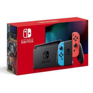 ニンテンドースイッチ(Nintendo Switch)の即購入OK❗️新型 任天堂switch ニンテンドースイッチ 本体(家庭用ゲーム機本体)
