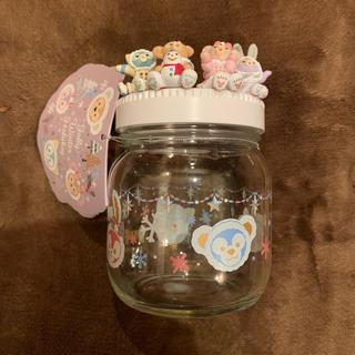 ディズニー(Disney)のディズニー ダッフィー&フレンズ クリスマス 瓶(容器)