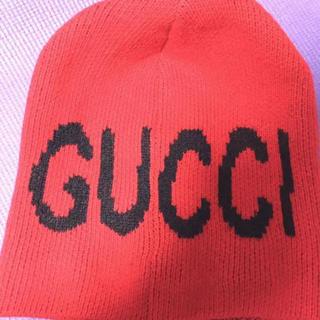 Gucci - GUCCI ビーニー