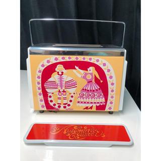 日立 - 昭和レトロ!トースター  ポップアップ式 / トースターカバー付き