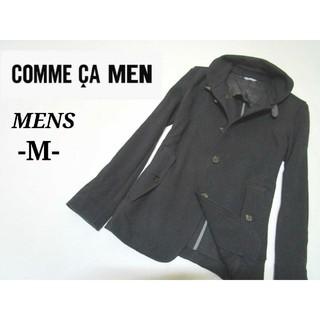 コムサメン(COMME CA MEN)の美品 メンズM◇COMME CA MEN◇春物ジャケット(テーラードジャケット)