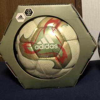 アディダス(adidas)の日韓ワールドカップ  公式試合球 サッカーボール(ボール)
