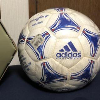 アディダス(adidas)のフランスワールドカップ 公式試合球 サッカーボール(ボール)