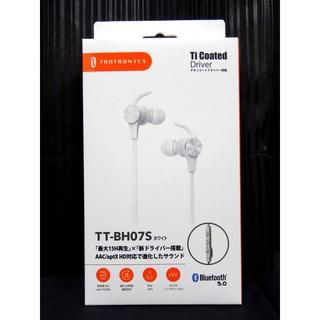 Bluetooth 5.0 ワイヤレスイヤホン TT-BH07S(ヘッドフォン/イヤフォン)