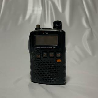 アイコム IC-R5(アマチュア無線)