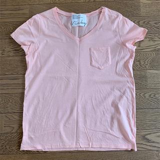 ビッキー(VICKY)の【美品】ビッキー Tシャツ メイソングレイ (Tシャツ(半袖/袖なし))