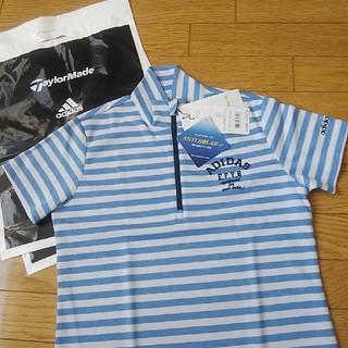 アディダス(adidas)のアディダス レディース ゴルフシャツ 新品未使用(ポロシャツ)