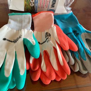 コストコ(コストコ)のコストコガーデニング ☆手袋3双セット☆♪♪(その他)