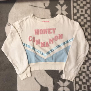 ハニーシナモン(Honey Cinnamon)のハニーシナモン トップス(カットソー(長袖/七分))