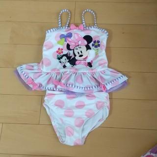 Disney - キッズ ミニー 水着 美品!
