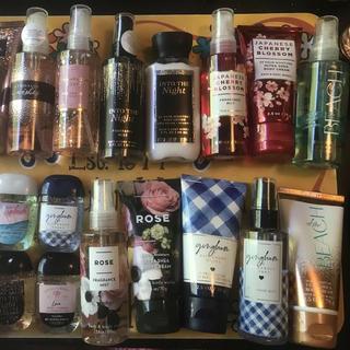 バスアンドボディーワークス(Bath & Body Works)のMona様専用 Bath&BodyWorks gingham mist,クリーム(ボディクリーム)