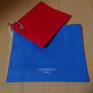 カルバンクライン(Calvin Klein)のカルバンクライン クラッチバッグ(セカンドバッグ/クラッチバッグ)