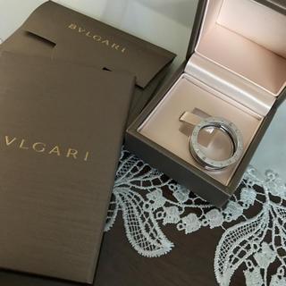 ブルガリ(BVLGARI)のBVLGARI ビーゼロワン リング メンズ(リング(指輪))