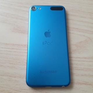 アイポッドタッチ(iPod touch)のiPod touch 【第7世代2019モデル】32GB ブルー (ポータブルプレーヤー)