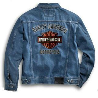 ハーレーダビッドソン(Harley Davidson)のHarley-Davidson 新品デニムジャケット(Gジャン/デニムジャケット)