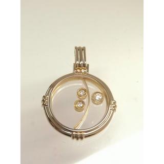 ウォルサム(Waltham)の質屋出品vo WALTHAM ウォルサムスウィングダイヤ750YG トップ(ネックレス)