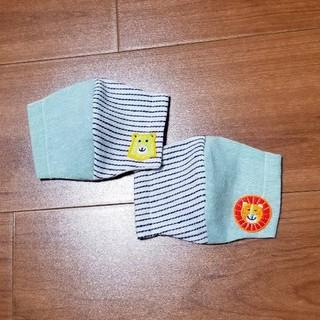 インナーマスク★動物ワッペン(外出用品)