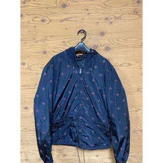 グッチ(Gucci)のgucci ナイロンジャケット ウインドブレーカー 定価160000円(ナイロンジャケット)