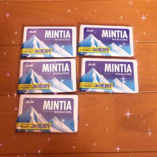 アサヒ(アサヒ)のミンティア 5個セット(菓子/デザート)