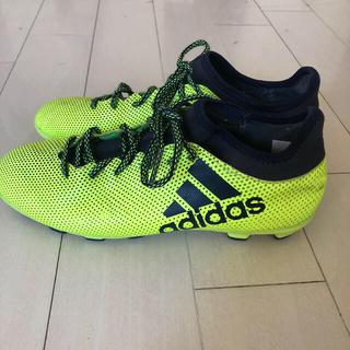 アディダス(adidas)のサッカースパイク26センチ(サッカー)