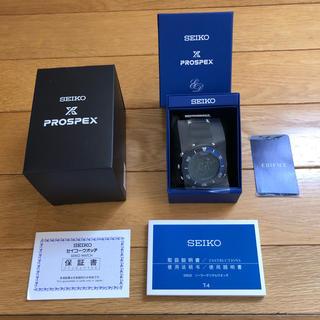 SEIKO - 新品未使用!セイコープロスペック(エディフィス限定モデル)