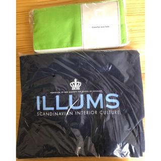 イリューム(illume)のILLUMS トートバック (トートバッグ)