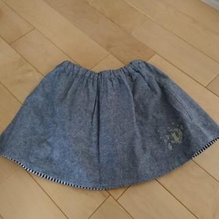 マザウェイズ(motherways)の♡キティ様専用♡マザウェイズ 春夏用スカート 110センチ(スカート)