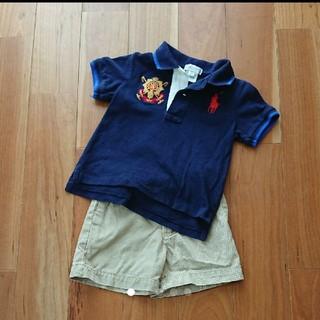 ラルフローレン(Ralph Lauren)のラルフローレン ポロシャツ&パンツ(Tシャツ/カットソー)