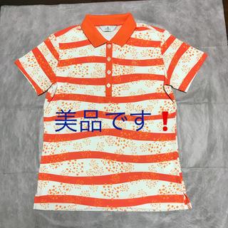 マンシングウェア(Munsingwear)の❤️美品❤️マンシングウェア レディース 半袖ポロシャツ(ウエア)