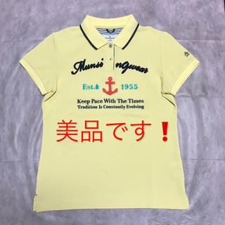マンシングウェア(Munsingwear)の❤️マンシングウェア❤️レディース ポロシャツ(ウエア)