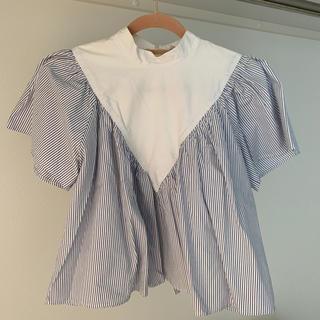 シー(SEA)のインポートブラウス (シャツ/ブラウス(半袖/袖なし))