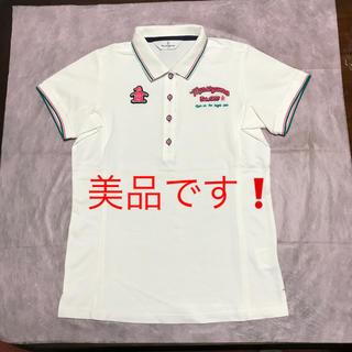 マンシングウェア(Munsingwear)の❤️美品❤️マンシングウェア レディース ポロシャツ(ウエア)