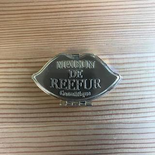 メゾンドリーファー(Maison de Reefur)のMAISON DE REEFUR 鏡付きリップグロス(リップグロス)
