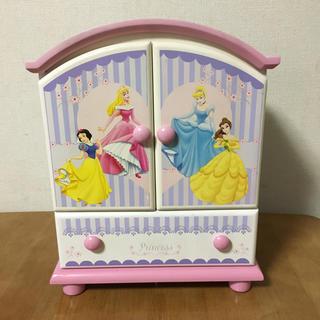ディズニー(Disney)の木製・ディズニー宝石箱‼️(ケース/ボックス)