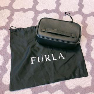 フルラ(Furla)のFURLAメンズポーチ(セカンドバッグ/クラッチバッグ)